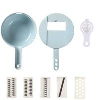 WNL 万年利 厨房多功能切菜器 8件套