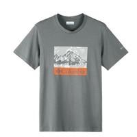 Columbia 哥伦比亚 AE0403 男士户外短袖T恤