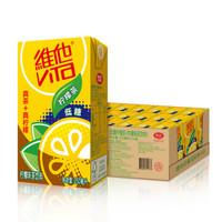 京东PLUS会员:维他奶 维他低糖柠檬茶饮料 250ml*24盒  *2件