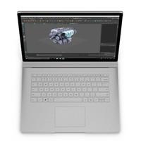 Microsoft 微软 Surface Book 2 15英寸笔记本电脑(i7、16GB、256GB、1060 6GB)