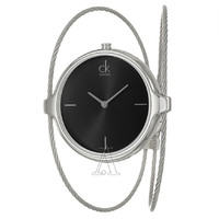 银联专享:Calvin Klein 卡尔文·克莱 Agile K2Z2M111 女士时尚腕表