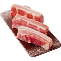 熊氏牧场 西班牙猪五花肉条 1kg *3件