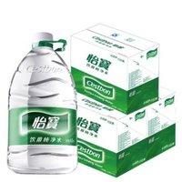 88VIP:怡宝  饮用纯净水矿泉水 4.5l*12支