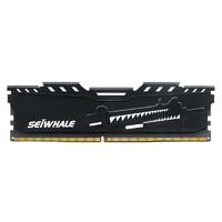 百亿补贴:SEIWHALE 枭鲸 DDR4 2666MHz 台式机内存条 32GB