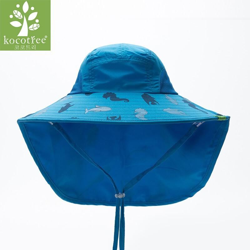 kocotree  儿童防紫外线遮阳帽