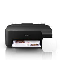 京东PLUS会员:EPSON 爱普生 L1118 墨仓式打印机 小白学习盒子版
