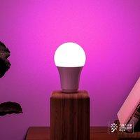 新品发售:inncap 靓光 智能LED灯泡 3只装(彩光版)