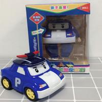 移动专享:Q版珀利汽车变形机器人 升级版第二代