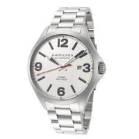 历史低价、补贴购:HAMILTON 汉米尔顿 Khaki Aviation H76525151 男士机械腕表