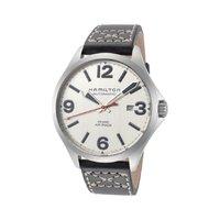 历史低价、补贴购:HAMILTON 汉米尔顿 Khaki Aviation H76525751 男士机械腕表