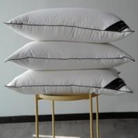 京东PLUS会员:SIDANDA 枕芯 90%白鹅绒全棉枕芯 一只装48*74cm