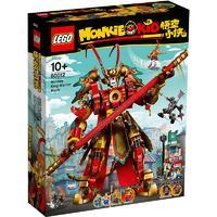 考拉海购黑卡会员:LEGO 乐高 悟空小侠系列 80012 齐天大圣黄金机甲