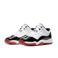 Jordan官方AIR JORDAN 11 RETRO LOW (GS)AJ11大童运动童鞋