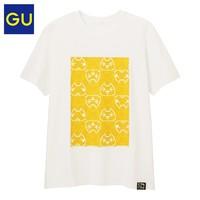1日0点、61预告:GU 极优 PlayStation合作款 323916 男士印花T恤