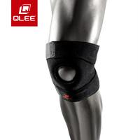 QLEE B630 男女运动护膝 黑色单只