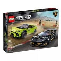 百亿补贴:LEGO 乐高 超级赛车 76899 兰博基尼赛车组