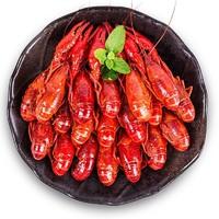 京东PLUS会员:品珍鲜活 6-8钱20年全新小龙虾(大号) 900g/盒 *5件