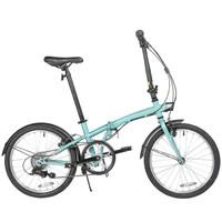 DECATHLON 迪卡侬 折叠变速自行车
