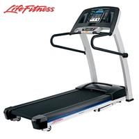 Life Fitness 力健 F1 家用减震可折叠跑步机