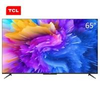 61预售:TCL 65T7D 65英寸 4K 液晶电视