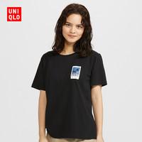 UNIQLO 优衣库 427996 印花短袖T恤