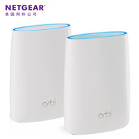 NETGEAR 美国网件 Orbi RBK50 AC6000M 分布式路由器