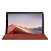 Microsoft 微软 Surface Pro 7 12.3英寸二合一平板电脑 原装键盘套装( i5-1035G4、8GB、128GB)