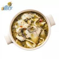 抄作业:酸菜黑鱼片/免浆鱼片/泰式烤鱼/白虾组合