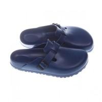Birkenstock COLOR深蓝色 男女款休闲拖鞋