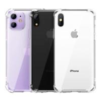 巧友 苹果系列 透明防摔气囊手机壳 2件