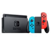 任天堂 Nintendo Switch 澳版续航增强版 家用游戏机掌上游戏机
