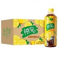 京东PLUS会员:Coca-Cola 可口可乐 阳光柠檬茶饮料 500ml*12瓶 *3件