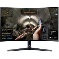 SAMSUNG 三星 C32JG50FQC 31.5英寸曲面显示器(1080p、1800R、144Hz)