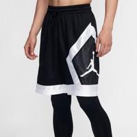AIR JORDAN Jumpman Diamond AV3207 男子篮球短裤