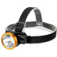 菲莱仕 充电式强光远射防水LED头灯