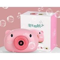 香丽儿 儿童电动音乐吹泡泡机相机