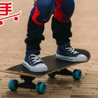 迪卡侬 8345131 儿童滑板