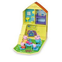小猪佩奇 欢乐家庭屋(内含一家四口)