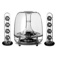 61预告:Harman Kardon 哈曼卡顿 SoundSticks III 水晶3代 多媒体音箱