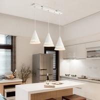 nvc-lighting 雷士照明 LED餐吊灯 三头