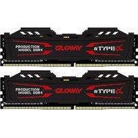 百亿补贴:GLOWAY 光威 TYPE-α系列 DDR4 3200 台式机内存条 16GB(8Gx2)
