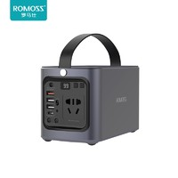 61预售、新品发售:ROMOSS 罗马仕  PUP43 156.6Wh 220V 户外大容量储能 移动电源