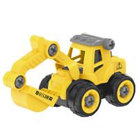iimo 儿童可拆装工程车 12.5*6.5*9cm 8款可选