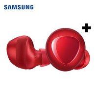 61预售:SAMSUNG 三星 Galaxy Buds+ 真无线蓝牙耳机 耀目红