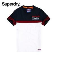 Superdry 极度干燥 SM10103TTM-89315 男士T恤