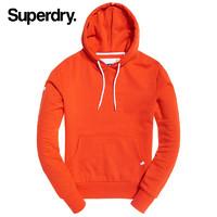 1日0点、61预告:Superdry 极度干燥 SM20003TRA-214552 连帽叠穿抽绳男卫衣