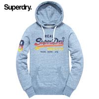 1日0点、61预告:Superdry 极度干燥 SM20102AQ 连帽叠穿男卫衣