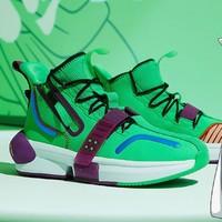 预售22点截止、61预售:ANTA 安踏 龙珠超联名 112011619 中性款高帮篮球鞋