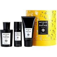 ACQUA DI PARMA 帕尔玛之水 黑调男士古龙香氛护理套装1套
