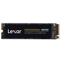 Lexar 雷克沙 NM700 M.2 NVMe 固态硬盘 512GB